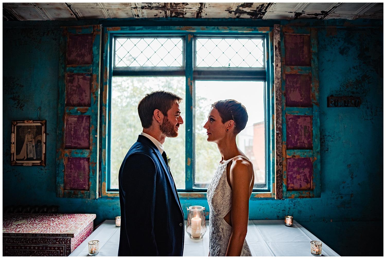 Alternative London Wedding Photographer