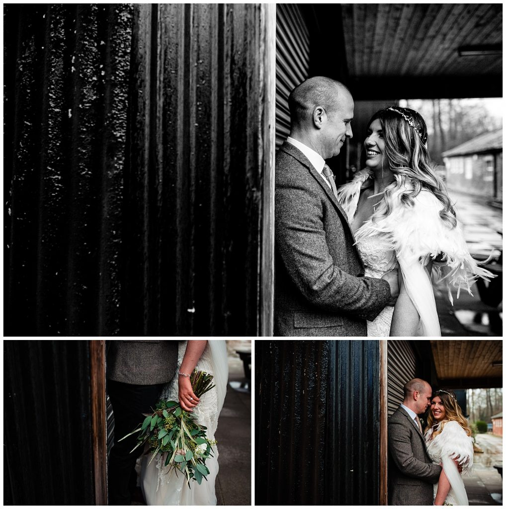 Donnington Park Farm House Wedding