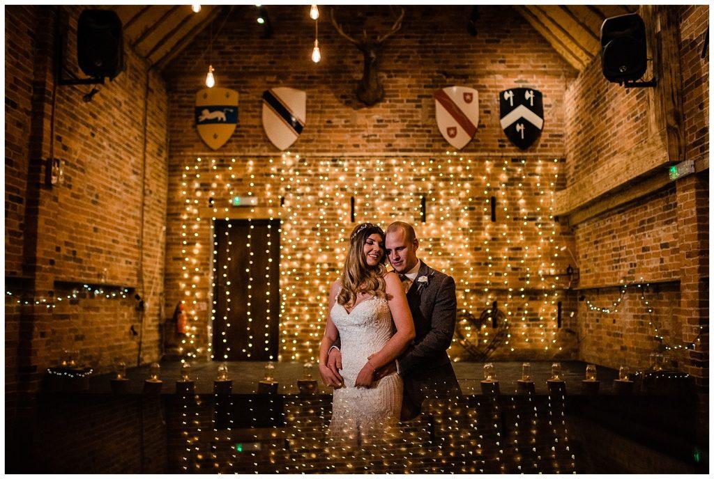Donnington Park Farm House Wedding