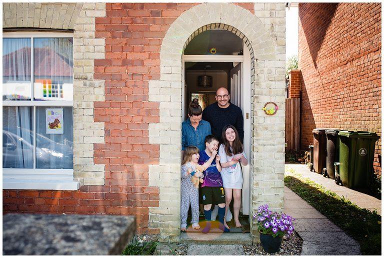 Doorstep Photos